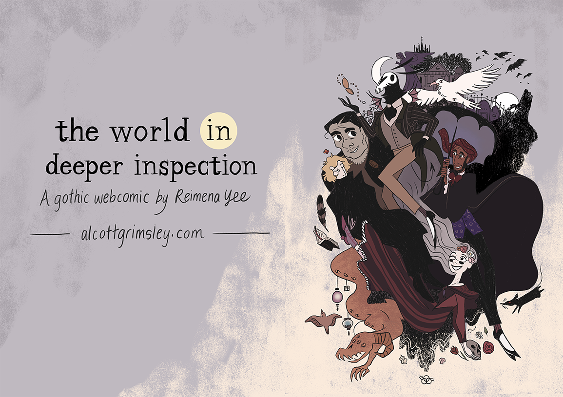 The World in Deeper Inspection Season 2